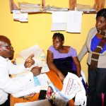 PHOTO NEWS: Doctors And Health Workers Attending To Patients At Govt Hospitals In Osun