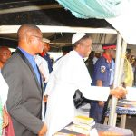 PHOTO NEWS: Aregbesola Organises An Inter-Religious Service