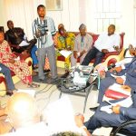 PHOTO STORY: LASSA FEVER - Osun Ministry Of Health Briefs Journalists On Situation Reports
