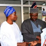 PHOTO NEWS: Oodu'a Owner States Governors' Meeting In Ibadan