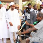 Aregbesola Reiterates Commitment Towards Healthy Living: Commissions Medical Equipment
