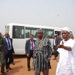 Amaechi in Osun For Project Inspection, lauds Aregbesola