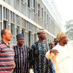 Photonews: Aregbesola Inspects Ongoing School Projects In Ilesha