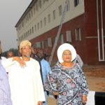 PHOTO NEWS: Ogbeni Rauf Aregbesola on School Project Inspection In Ede