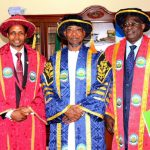 Aregbesola charges Nigeria Universities to impact positively on the society, names auditorium after Oyinlola