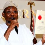 Aregbesola presents Land Use Charge