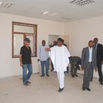 Photonews : Aregbesola Inspects Ongoing Projects In Osun