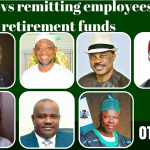 Osun, Lagos listed among 10 states remitting funds into employees retirement accounts