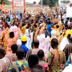 PHOTONEWS: Mammoth Crowd in OSUN Celebrate Eid-el-Adha Festival with Governor Aregbesola