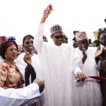 Buhari commissions Mega school; urges states to emulate Osun education initiatives