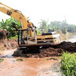 Osun Moves Dredging Machines To Flooded Areas