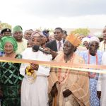 Photonews : Aregbesola Commissions Middle & Highschool in Egbedore