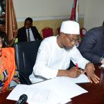 Osun, DFID's scheme, GEMS4, Sign MOU To Create Markets For Local Products