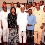 Photonews: Aregbesola Hosts NAOSS Executives