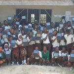 Photonews: Grade 12 Class of Ataoja School of Science Receives Free Opon-Imo