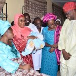 Baby Of The Year Gift Gllegation: Mother Claims Husband Lied