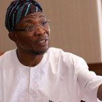 Aregbesola, Ooni, Judges, Lawyers, Eulogise Eso at Book Launch