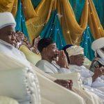 Aregbesola, Sultan, others Pray for Nigeria, President Buhari