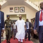 PHOTONEWS: Aregbesola Attends South West Governor's Economic Forum