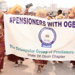 PHOTONEWS: A Day Osun Pensioner Stood With Ogbeni