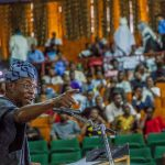 Tinubu, Aregbesola, Others Urge Political Scientists to get Involved in National Development