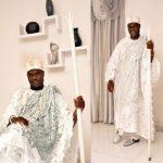 Olojo Festival: Ooni Ogunwusi Begins 7 Days' Seclusion