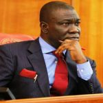 Senator Adeleke's death, rainstorm at height of dry season - Ike Ekweremadu