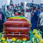 Photonews: SouthWest Governors, Others Pay Respect to Late Adebayo
