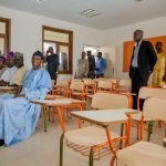 Photonews: Ogbeni Visits New Ilesha Grammar School
