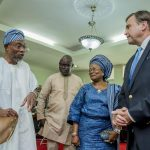 US Ambassador to Nigeria Endorses Osun OMEAL, Other Social Investment Programmes