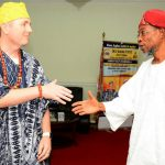 Aregbesola's Achievements on Education, Security, Others Highly Commendable; Says Australian High Commissioner to Nigeria, Paul Lehmann