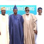 South-West Governors Meet, Plan Common Agenda on Development