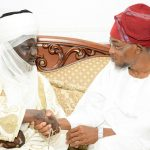 Aregbesola, Emir of Borgu Reiterate Need For Nigeria's Unity