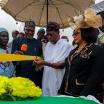 Osun Commissions University Road…As Alakija Donates N250m To Project Completion