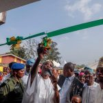 Encomiums as Aregbesola Commissions Another N94 Million School in Ipetumodu