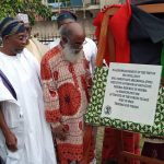 PHOTO NEWS: Governor Rauf Aregbesola Unveils Plaque Put In His Honour By ESCTT
