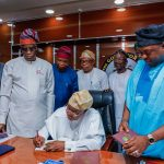Oyetola signs 2020 budget into law, promises full implementation. As Osun Speaker commends him for making history