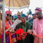 Oyetola reiterates commitment to completing Osogbo-Iwo road ...as Oluwo solicits support for govt