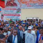 ÀPÉRÒ: Gov. Oyetola holds maiden civic engagement.