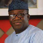 Oyetola congratulates Fayemi at 55