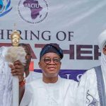 Oyetola calls for holistic approach, implores security agencies  to partner traditional rulers