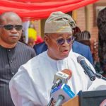 Oyetola presents N1.2billion bonds to retirees at 2020 Cultural Day