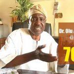 Oyetola congratulates Dr. Olu Alabi @ 76