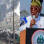 Osun Govt commiserates with Victims of Lagos Gas Explosion