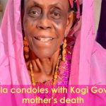 Oyetola condoles with Kogi Gov. over mother's death