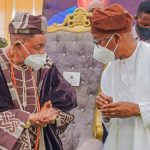Oyetola lauds late Akinrun's virtues, says 'we've lost a rare gem'