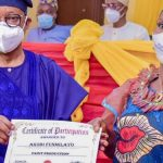 Women, Youths laud Oyetola as Govt trains and empowers 2000 Citizens