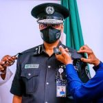 VP, Osinbajo Decorates Alkali Baba as New IGP