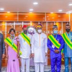 Osun receives NYSC presidential awardees