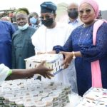 Let's improve agricultural production to achieve food security – Oyetola's wife